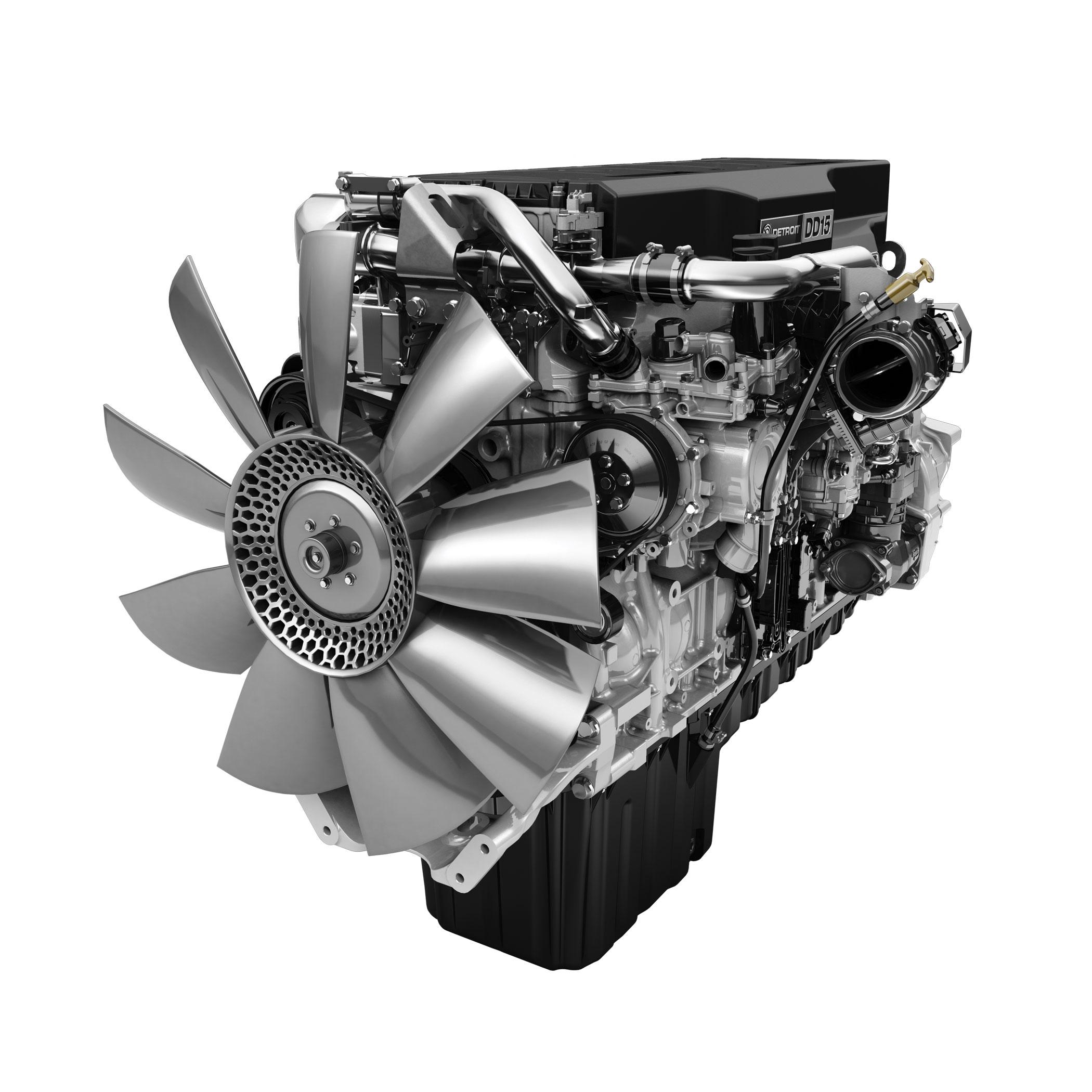 Detroit Unveils 2013 Engine Enhancements | Demand Detroit