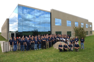 Detroit Reman - DMR Electronics Employees Celebrate Inauguration of New Facility