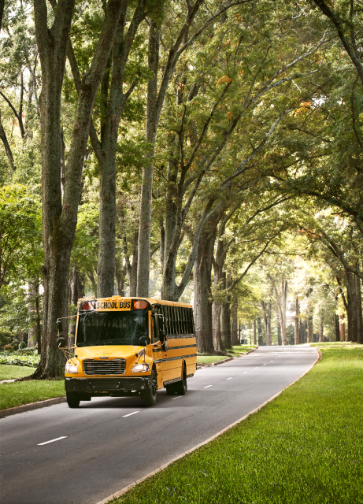 Thomas Built Buses Debuts First Saf-T-Liner C2 School Bus