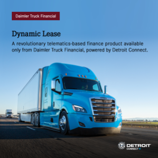 Dynamic Lease from Daimler Truck Financial