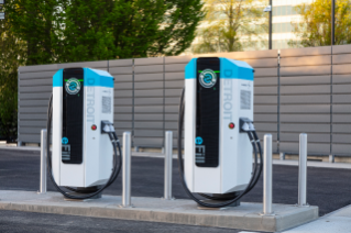 Detroit eFill Charging Stations