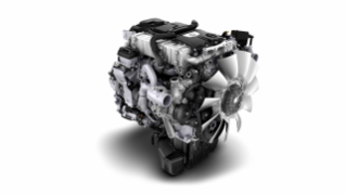 Detroit Unveils New DD5 Engine for the First Time at the NTEA Work Truck Show