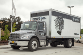 Daimler Trucks North America Set to Begin Production of the Detroit™ DD5™ Engine in the Freightliner M2106 this Fall