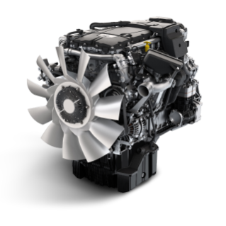 Detroit Unveils the New Detroit DD8 Medium-Duty Engine