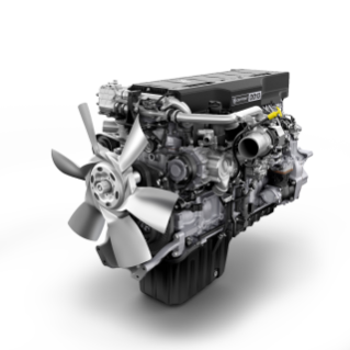 Detroit DD13 – GHG17 compliant. An optimal blend of performance and efficiency
