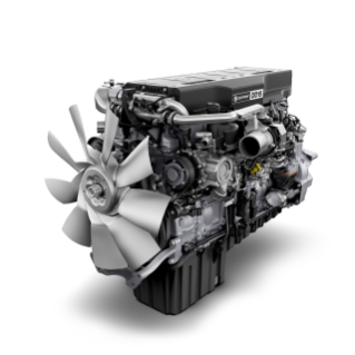 Detroit DD15 – GHG17 compliant. Achieves industry leading combination of performance and fuel efficiency