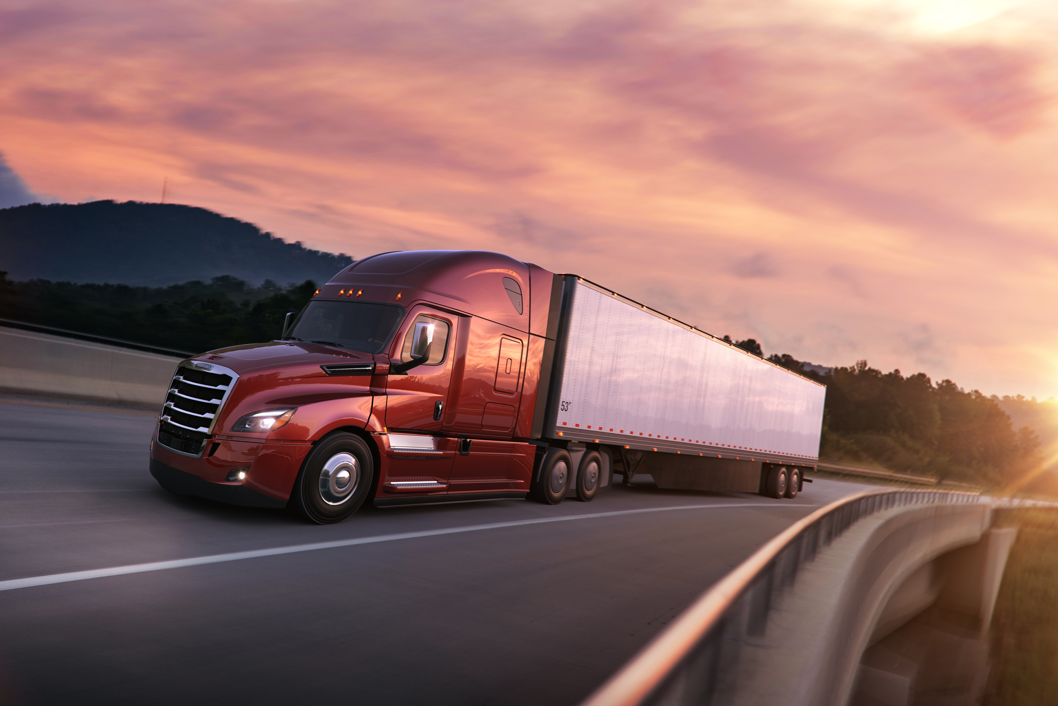 Freightliner Trucks Pushes Innovation with New Cascadia