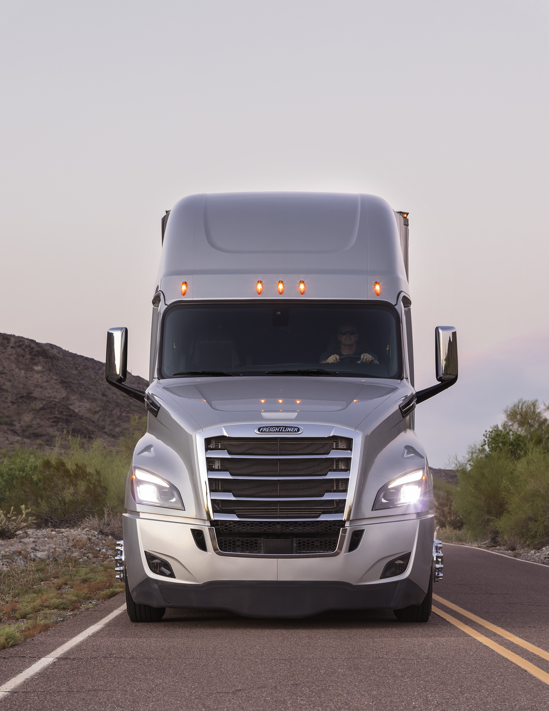 Freightliner Trucks Pushes Innovation with New Cascadia | Demand Detroit