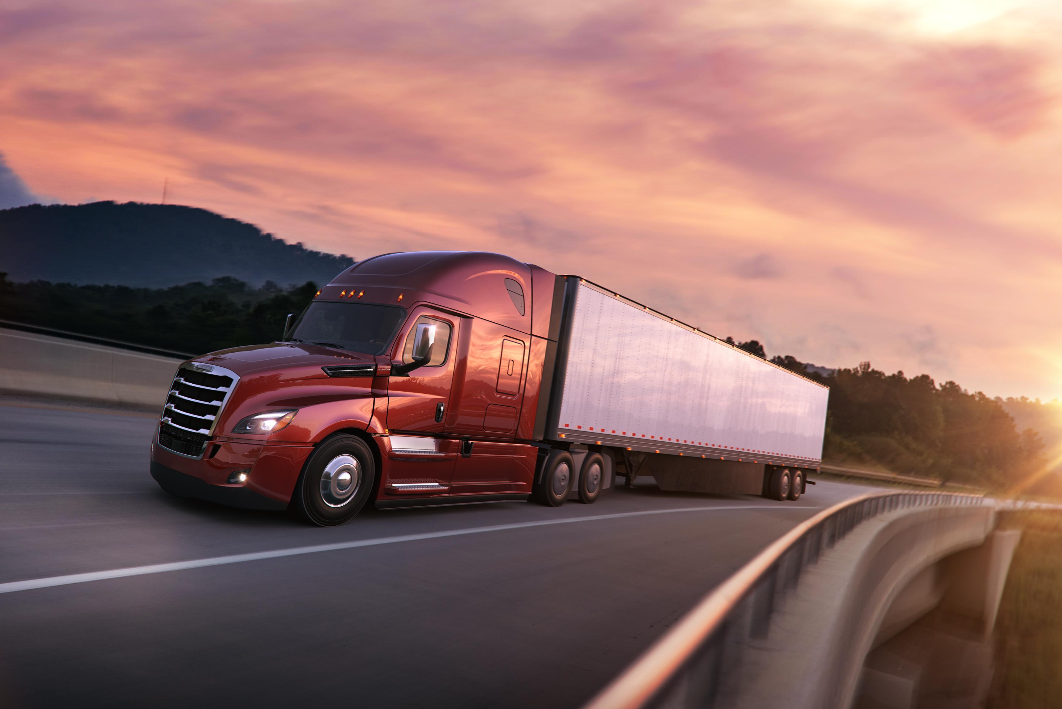 Freightliner Trucks Begins Production on New Cascadia | Daimler